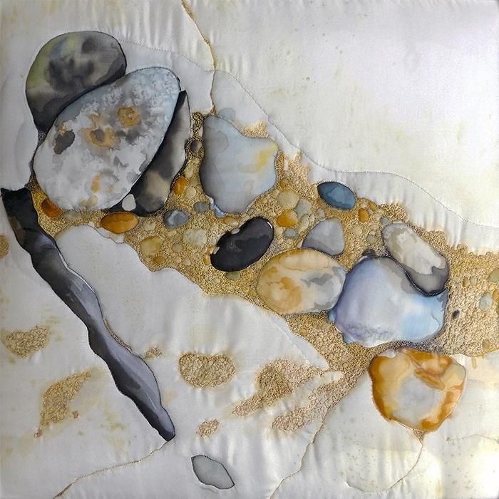 Textile - Diane Rogers - Marine Rock Pool
