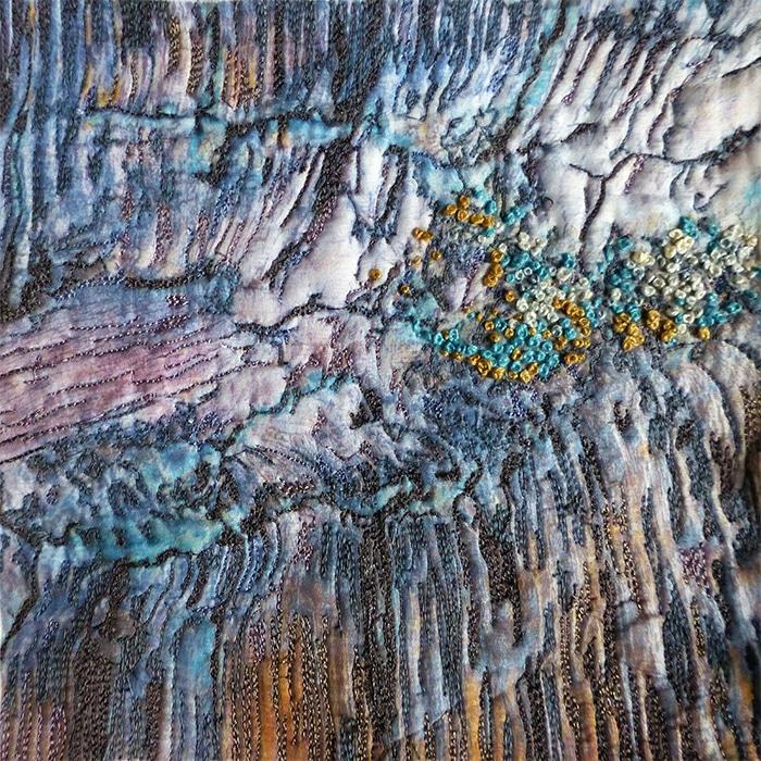 Textile - Diane Rogers - Weathered Sicillian Door