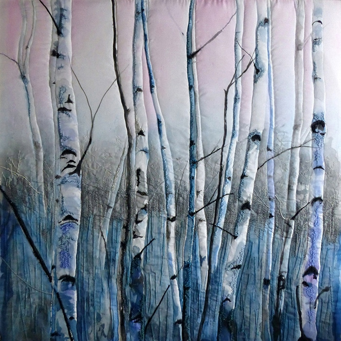 Textiles - Diane Rogers - Frosty Morning
