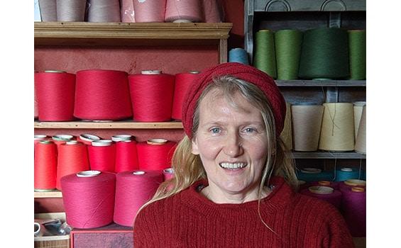 Creative Knitwear - Sophie Cadogan