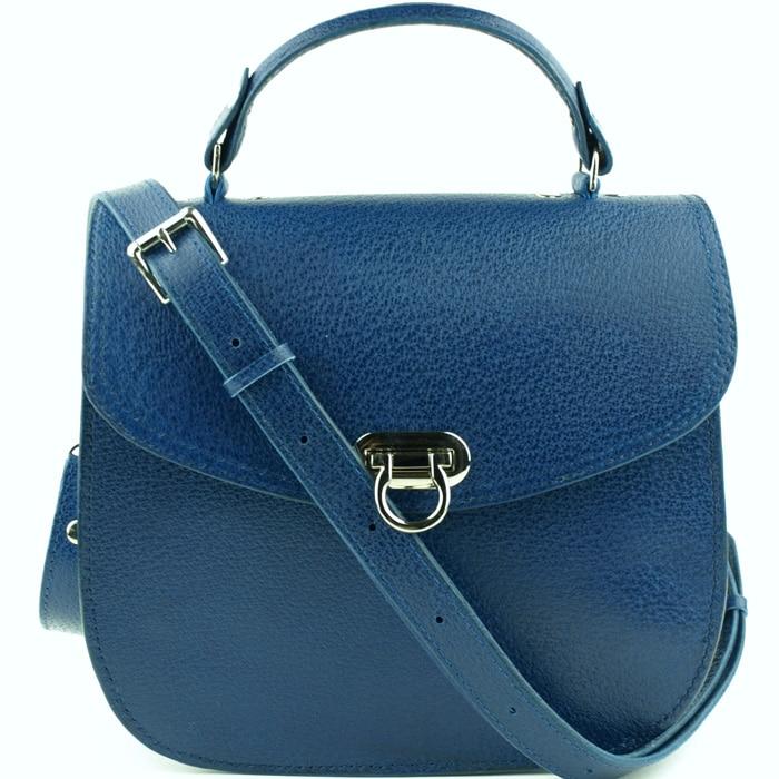 Leather-Vicky-Baker-Blue-Handbag-Guest-Exhibitor